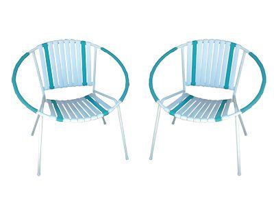 Mallin Hoop Chairs